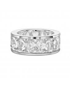Full Eternity Rings - Isomorphic Diamond in Platinum